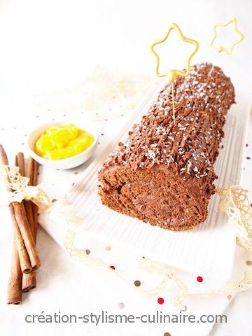 Recette dessert noel sans lactose