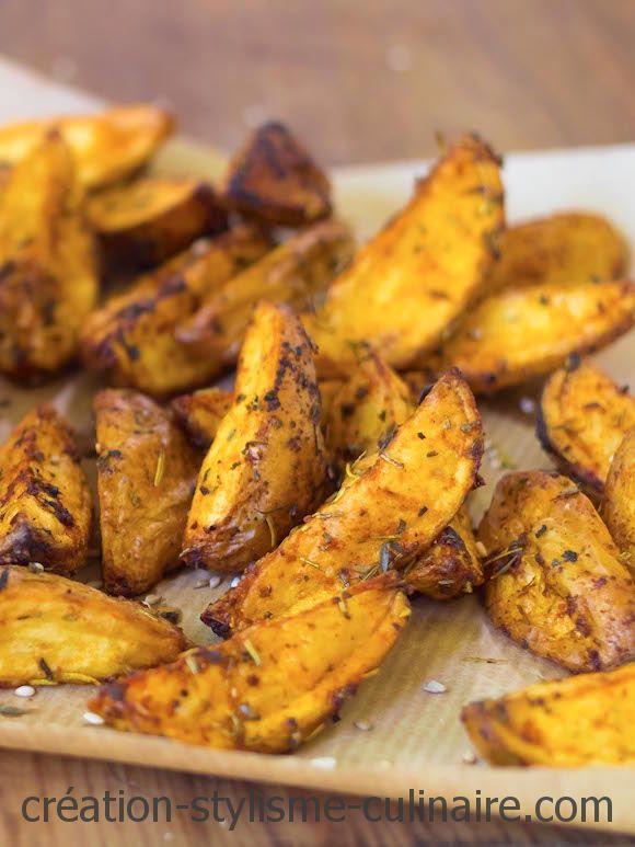 Potatoes meilleures que chez mac donalds - Je cuisine sans gluten ...