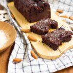 cake sans oeuf sans gluten tofu chocolat